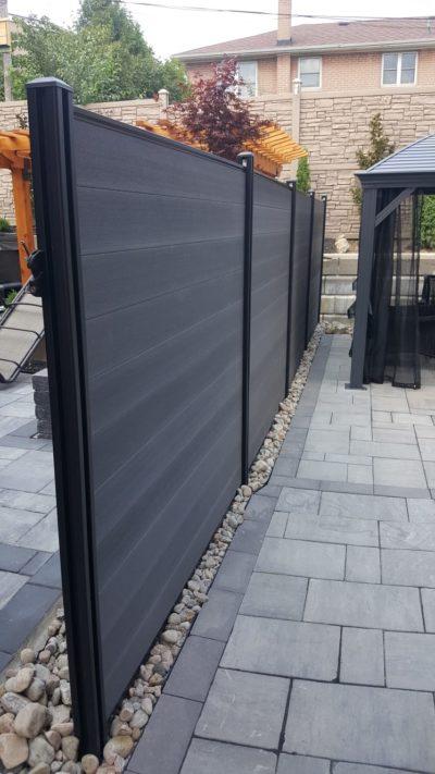composite fence boards brampton