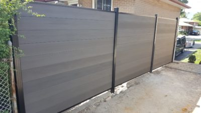 Composite fence boards Thornhill