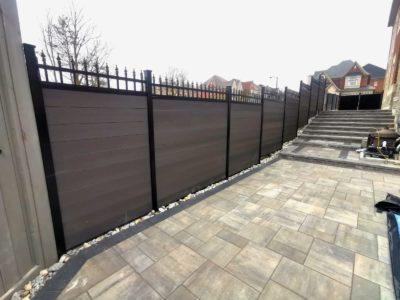 composite fence boards oakville